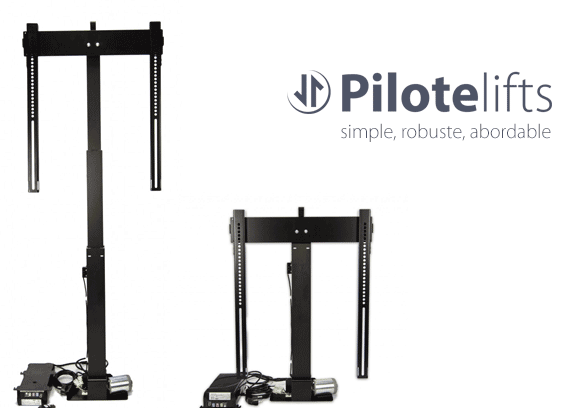 Pilotelifts : simples, robustes et abordables !