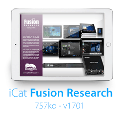 iCat Fusion Research !
