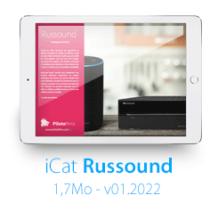 iCatalogue RUSSOUND !