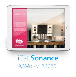 iCatalogue SONANCE !