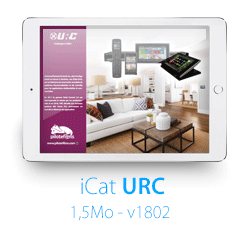 iCat Universal Remote Control !