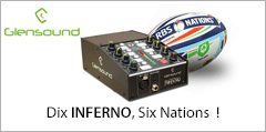 Dix INFERNO, Six Nations !