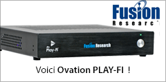 FusionResearch PLAY-FI !