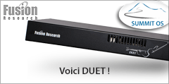Fusion Research : DUET !