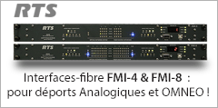 RTS : interfaces Fibre FMI-4 et FMI-8 !