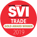SVI Gold Awards Winner 2019 !