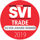 SVI Silver Awards Winner 2019 !