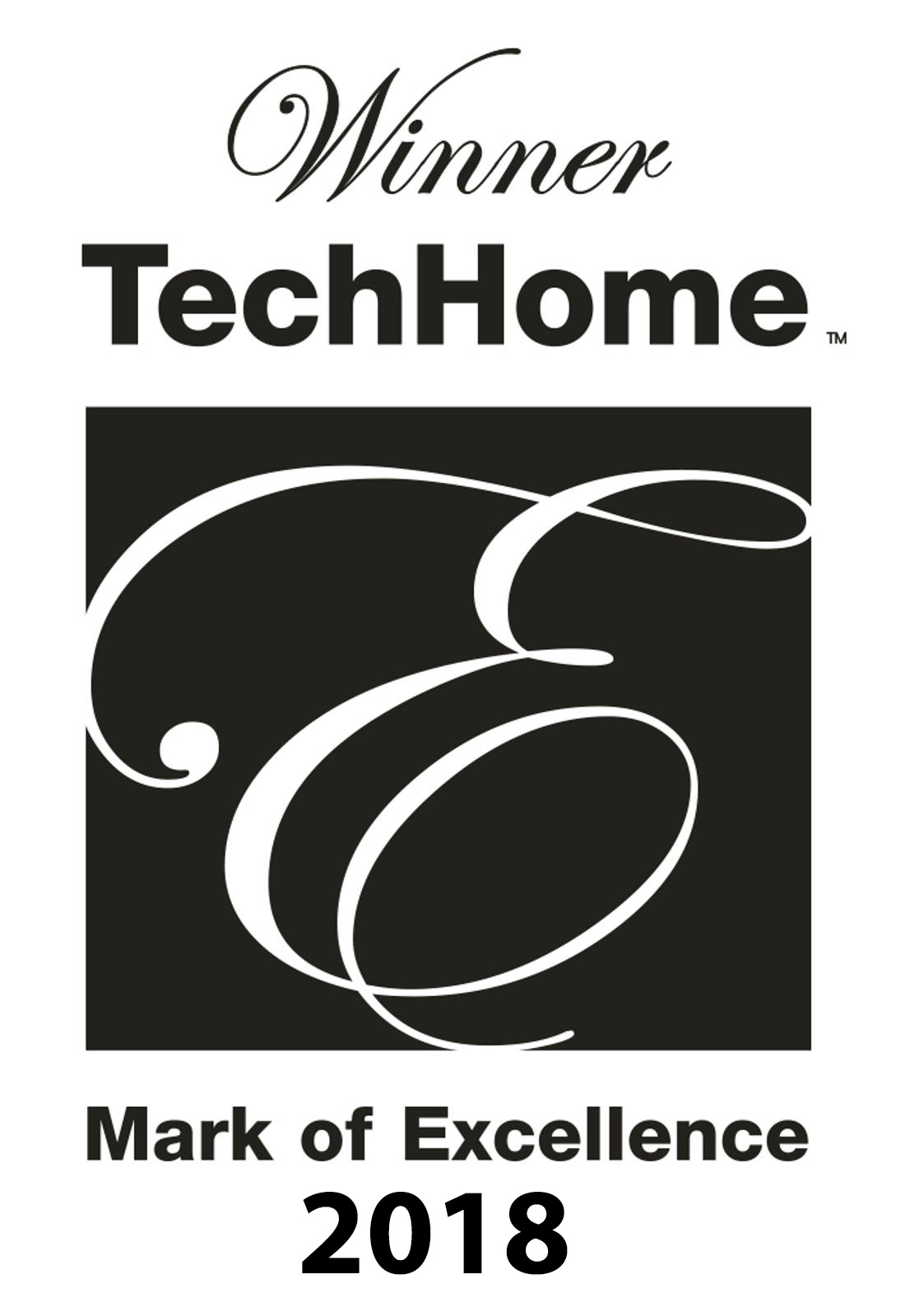 TechHome Mark of Excellence Award 2018