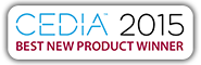 CEDIA 2015 - Best New Product Winner